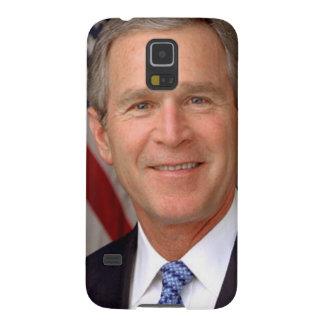 George W Bush Galaxy S5 Cover