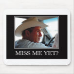 George W Bush - Hope and Change Mouse Pad