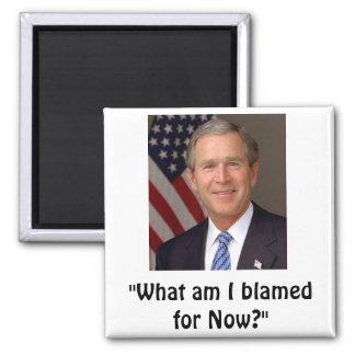 George W. Bush Iman De Frigorífico