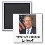 George W. Bush Imán Cuadrado
