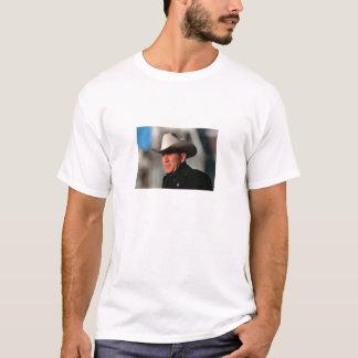 George W. Bush - in black with cowboy hat T-Shirt