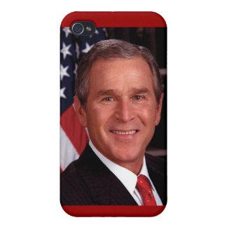 George W Bush iPhone 4 Carcasa