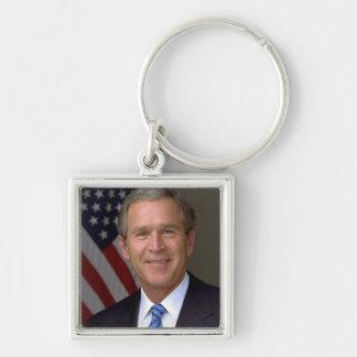 George W Bush Keychain