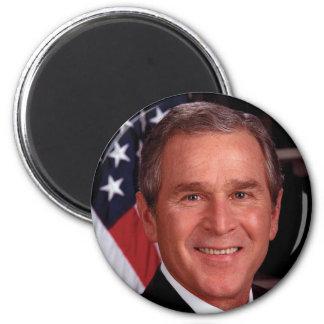 George W Bush Magnet