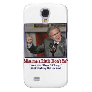 George W Bush Miss Me a Little Samsung S4 Case