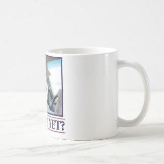 George W Bush Miss Me Yet? Coffee Mug