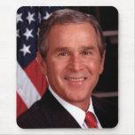 George W Bush Mouse Pads