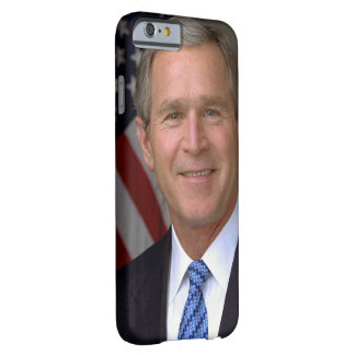 George W. Bush official portrait Barely There iPhone 6 Case