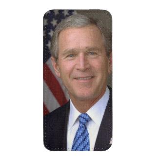 George W. Bush official portrait iPhone 5 Pouch