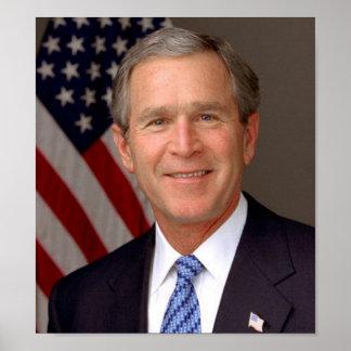 George W. Bush Impresiones