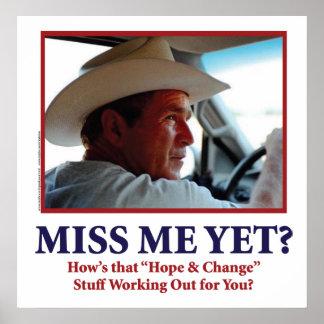 George W. Bush Posters