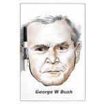 George W Bush.png Tablero Blanco