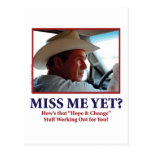 George W. Bush Post Cards