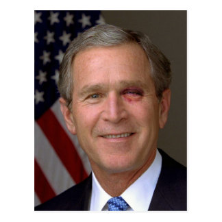 George W. Bush Postales
