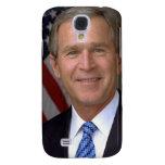 George W Bush Samsung Galaxy S4 Cover