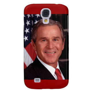 George W Bush Samsung S4 Case