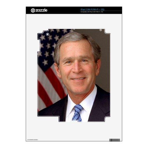 George W Bush Skin For iPad 2