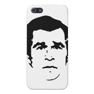 George W. Bush Stencil Case For iPhone 5