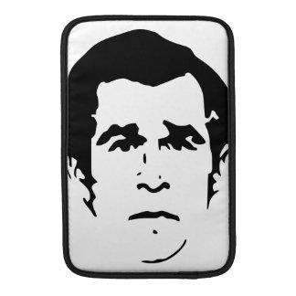George W. Bush Stencil MacBook Air Sleeve