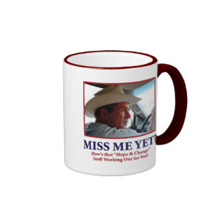 George W. Bush Taza