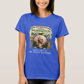 George Washington 1789 Election T-Shirt