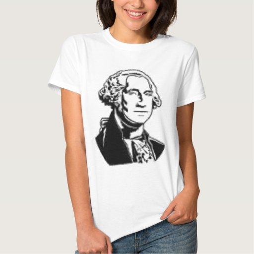 George Washington 1 T Shirts