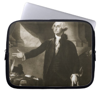 George Washington, 1r presidente del Sta unido Mangas Computadora