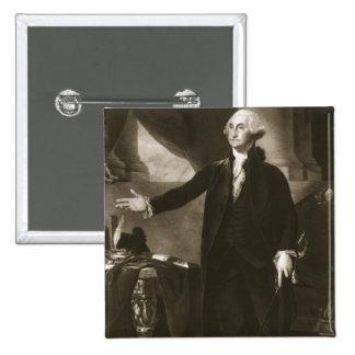 George Washington 1r presidente del Sta unido Pin