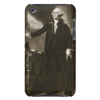 George Washington, 1st President of the United Sta Barely There iPod Cover