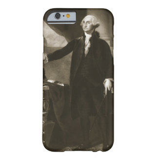 George Washington, 1st President of the United Sta Barely There iPhone 6 Case
