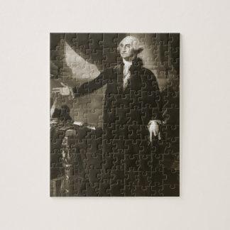 George Washington, 1st President of the United Sta Puzzle
