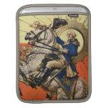 George Washington a caballo Funda Para iPads