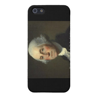 George Washington Actions Not Words Wisdom Gifts iPhone 5 Case