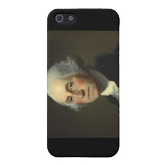 """George Washington """"Actions Not Words"""" Wisdom Gifts iPhone SE/5/5s Cover"""