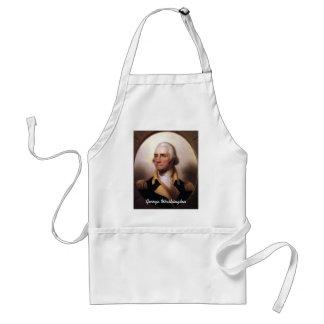 George Washington Adult Apron