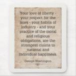 George Washington Alfombrillas De Raton