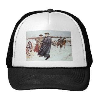 George Washington and Baron von Steuben Trucker Hat