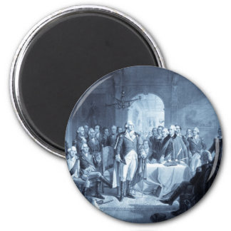 George Washington and His Generals magnet