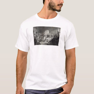 George Washington and His Generals t-shirt
