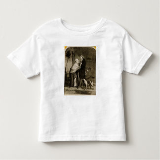 George Washington and his Mother Toddler T-shirt