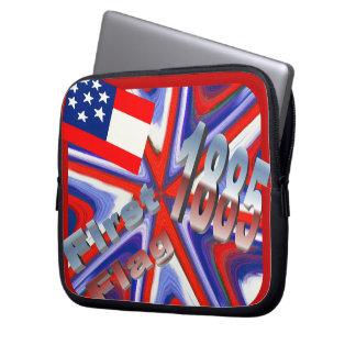 George Washington and Hopkinson's ~ laptop sleeve