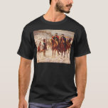 George Washington and Lafayette at Valley Forge T-Shirt