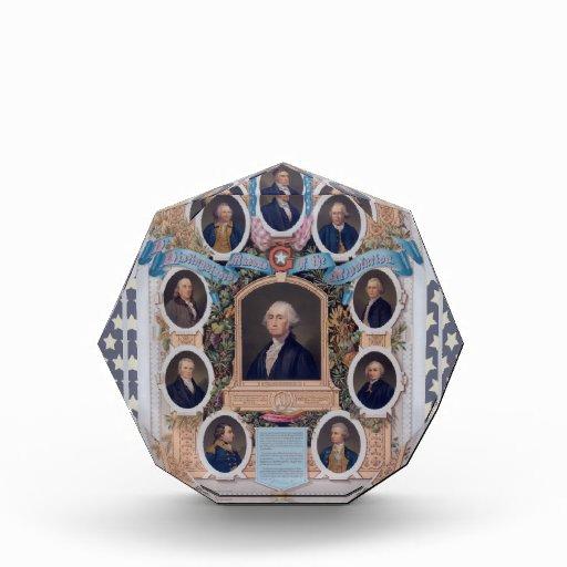 George Washington and The Masons Of The Revolution Award
