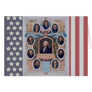 George Washington and The Masons Of The Revolution Cards