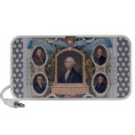 George Washington and The Masons Of The Revolution Laptop Speakers