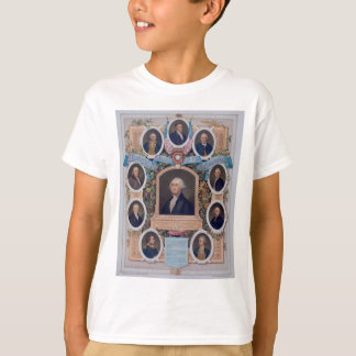 George Washington and The Masons Of The Revolution T-Shirt