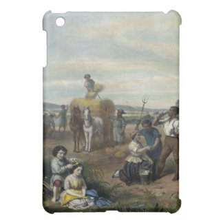 George Washington as a Farmer iPad case