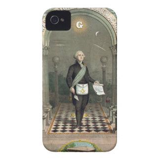 George Washington as a Freemason Case-Mate iPhone 4 Case