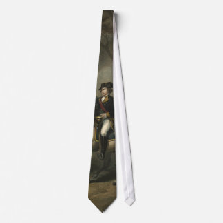 """George Washington as a Soldier"" tie"