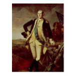 George Washington at Princeton, 1779 Post Card